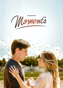 MomentsTeaser Poster 213x300 Preview of Chris Cronins short film MOMENTS