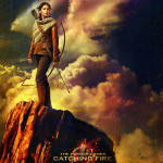 Poster for catching fire