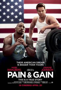 pain gain poster 202x300 Pain & Gain (2013) review