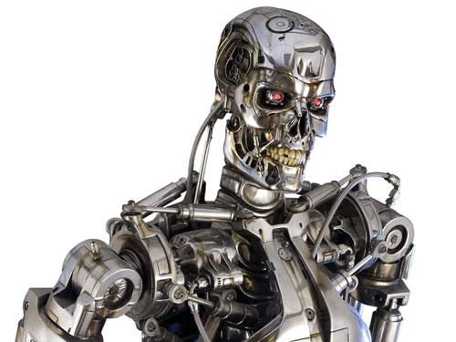 The Terminator's T-800