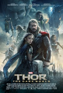 thor the dark world poster 202x300 Thor: The Dark World (2013) review