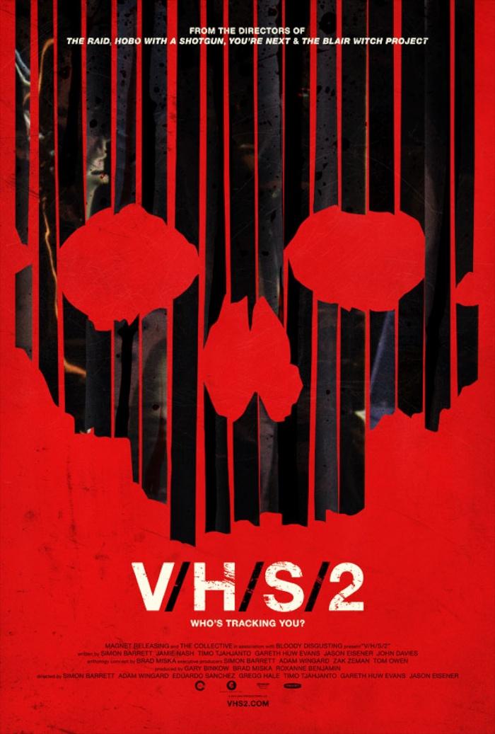 poster for V/H/S 2