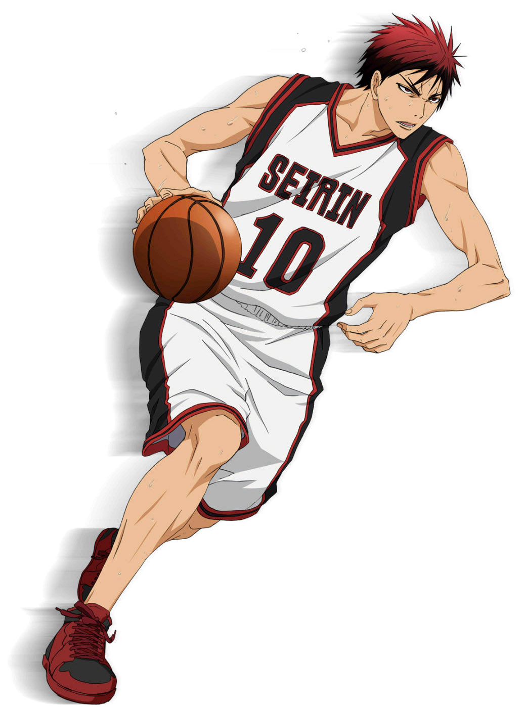 Kurokos basketball 2 episode 26 review kagami taiga poster 760x1024 kurokos basketball 2 episode 26 review voltagebd Image collections