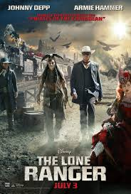 the lone ranger poster The Lone Ranger (2013) review
