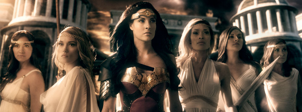 wonder woman short film Wonder Woman (2013) short film review