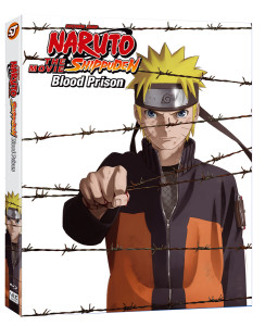 Naruto Shippuden Movie 5 Blood Prison BD OCard 244x300 Naruto Shippuden Movie 5 Blood Prison BD OCard