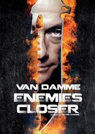 enemies closer poster Enemies Closer review (2013)