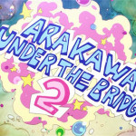 Arakawa-Under-Bridge-Typography-Title