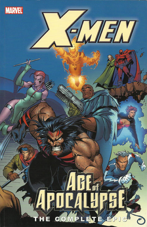 age of apocalypse X Men: Apocalypse announced for 2016