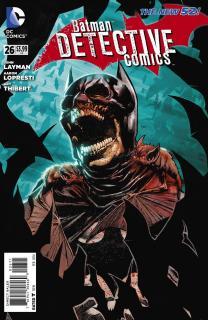 detective comics 26 Detective Comics 26 review