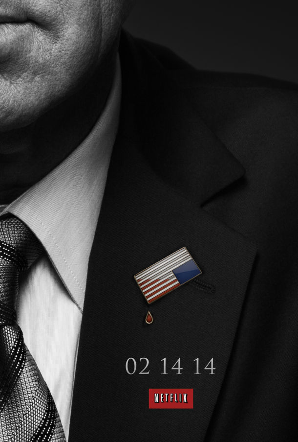 house of cards season 2 poster House of Cards Season 2 Episode 1 Review