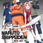 naruto box set 15