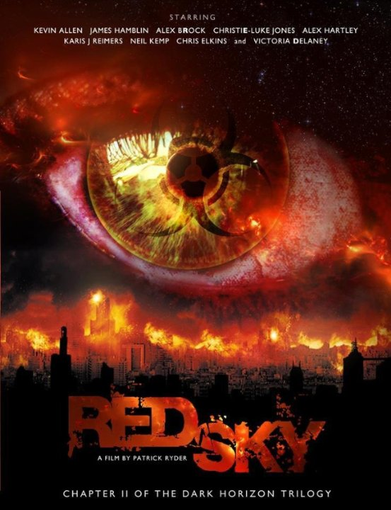 red sky poster Red Sky (2013) short film review