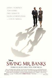 saving mr. banks poster Saving Mr. Banks review (2013)