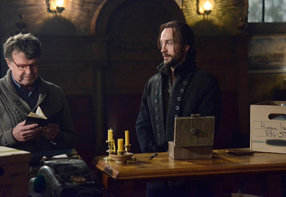 sleepy hollow episode 10 Sleepy Hollow episode 10 review