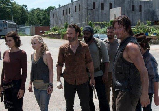the walking dead series 4 episode 8 The Walking Dead season 4 episode 8 review