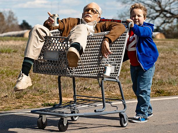 bad grandpa Jackass Presents: Bad Grandpa review (2013)