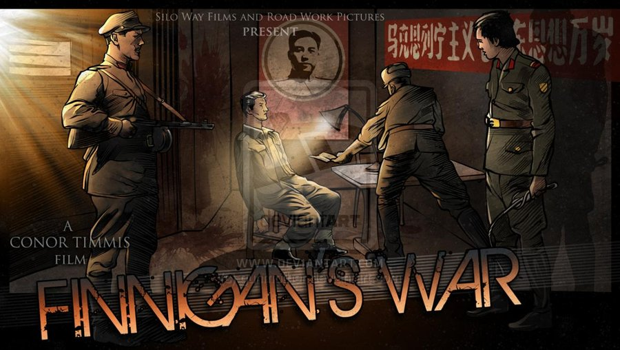 finnigans war 1 Finnigans War review (2013)