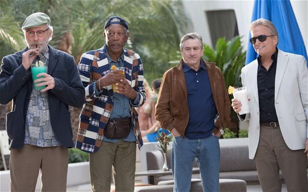 last vegas Last Vegas review (2013)