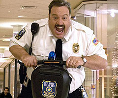 paul blart Kevin James to return as Paul Blart in a sequel