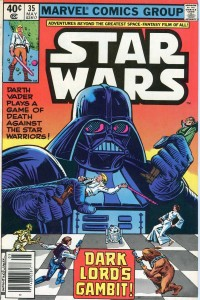 star wars comics 200x300 Marvel handed rights to produce Star Wars comics