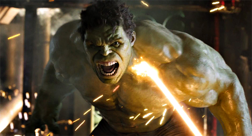the hulk pic Bruce Banner to get a love interest in The Avengers: Age of Ultron?