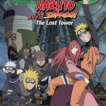 Naruto Movie The Lost Tower