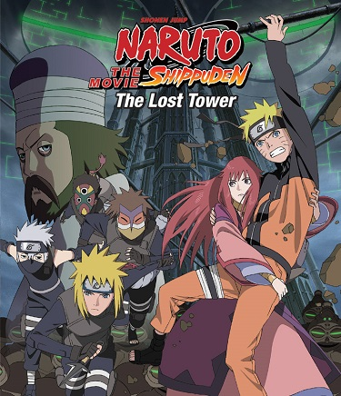 Naruto Movie The Lost Tower Naruto Shippuden Movie 4: The Lost Tower review