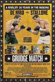 grudge match poster Grudge Match review (2013)