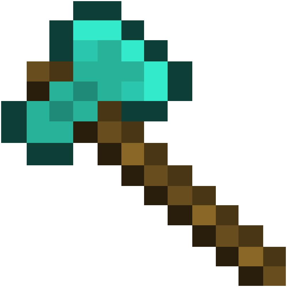 Craft Axe Minecraft