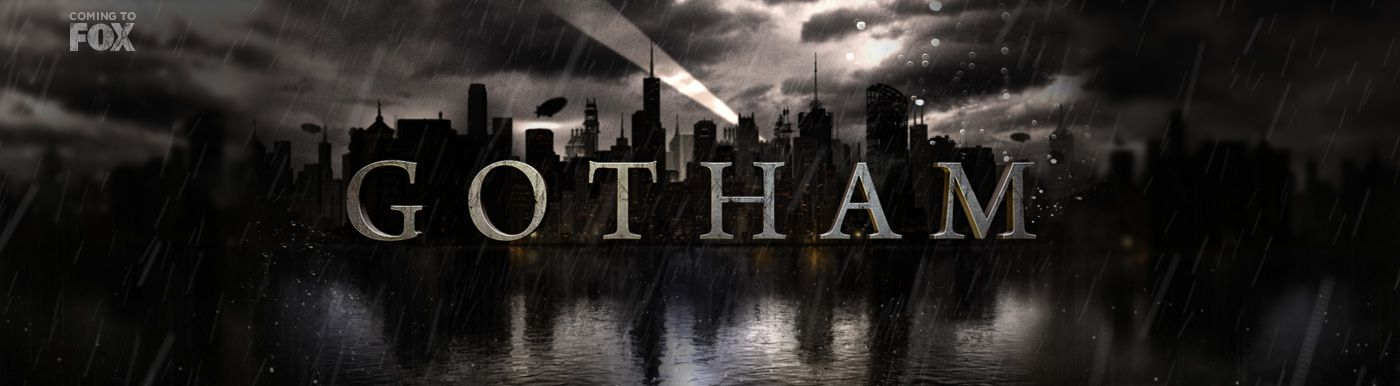 Gotham logo TV series Gotham synopsis revealed