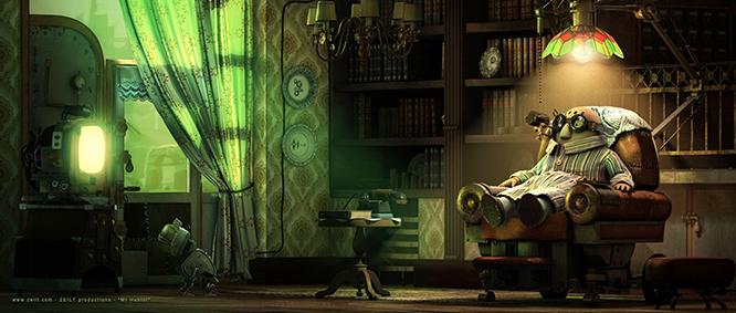 HUBLOT 2 Mr Hublot short film review (2013)