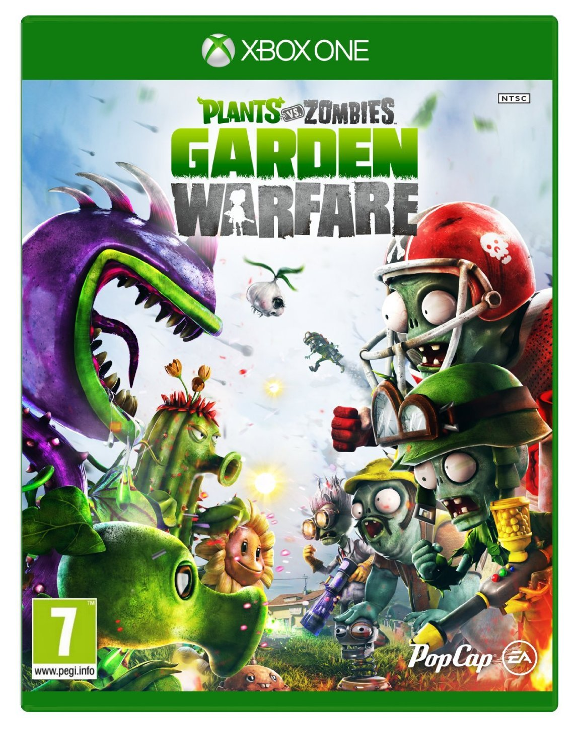 Plants vs zombies garden warfare xbox one review - Plants vs zombies garden warfare xbox one ...