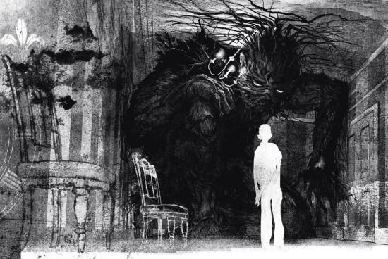 a monster calls Juan Antonio Bayona to make A Monster Calls