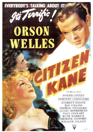 citizen kane poster IMDBs highest rated films for every year!