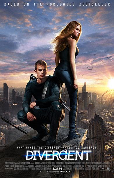 Divergent - poster