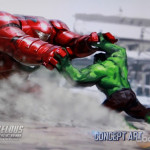 hulk v iron man