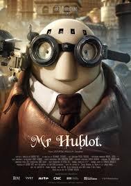 mr hublot poster Mr Hublot short film review (2013)