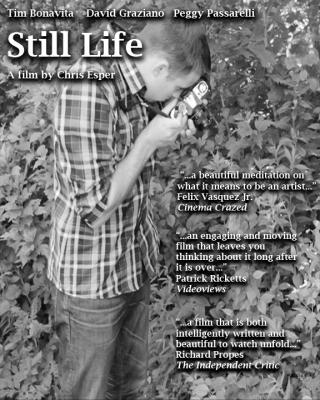 still life poster Still Life short film review (2012)
