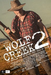 Wolf Creek 2 poster Wolf Creek 2 review (2014)