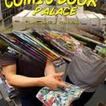 the comic book palace poster