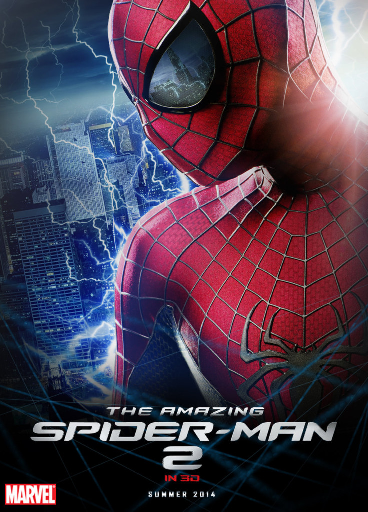 the amazing spider man 2 poster 737x1024 The Amazing Spider Man 2 review (2014)