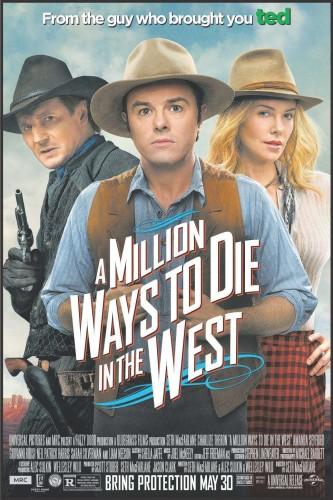 A Million Ways To Die In The West Liam Neeson