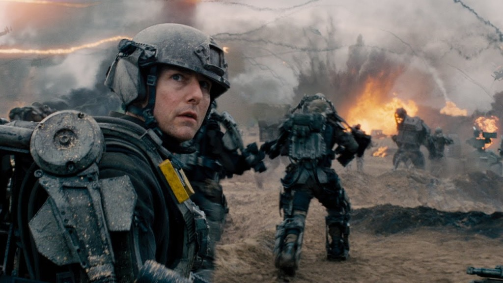 edge of tomorrow 1024x576 Screen Critix Top 10 Movies of 2014