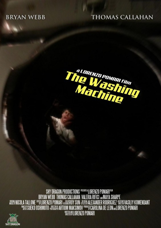 the washing machine The Washing Machine short film review (2014)