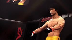 ea sports ufc bruce lee EA Sports UFC review