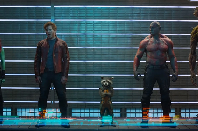 guardians of the galaxy 1 Screen Critix Top 10 Movies of 2014