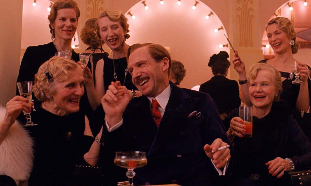 The Grand Budapest Hotel 0141 1024x614 2015 Academy Award winners list