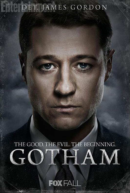 gotham episode 1 Gotham episode 1 review