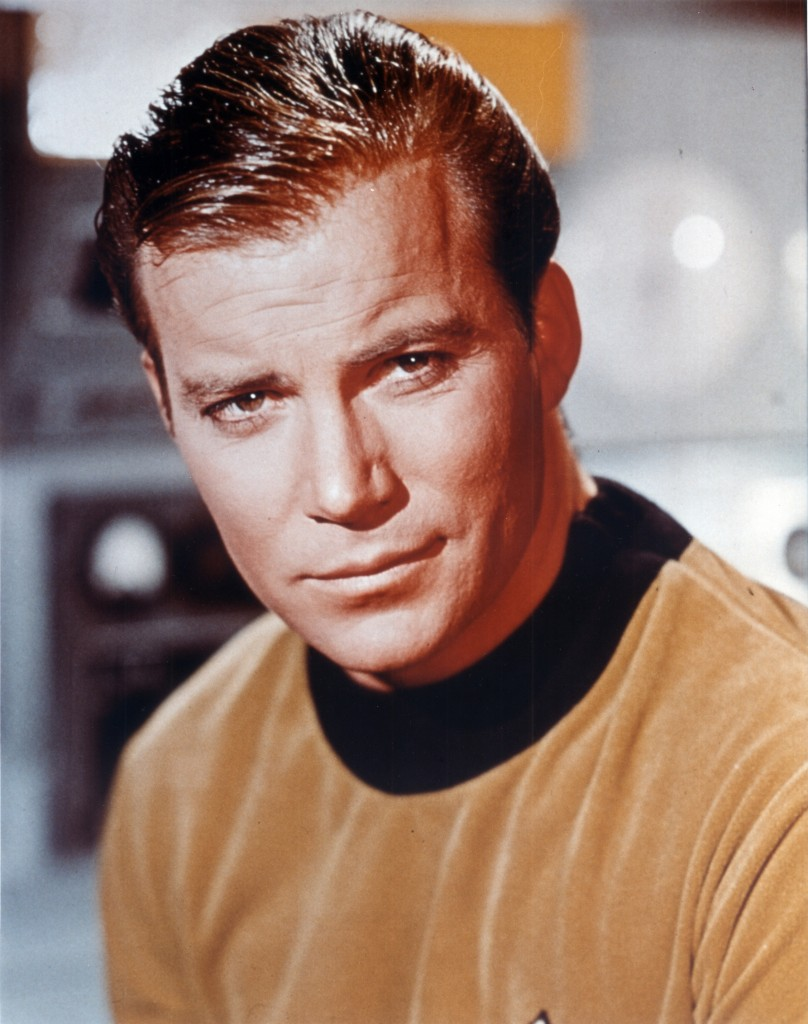 william shatner 808x1024 William Shatner to feature in Star Trek 3?